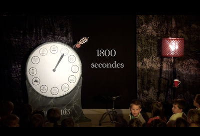 1800 secondes